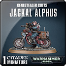 Warhammer 40000. Genestealer Cults: Jackal Alphus