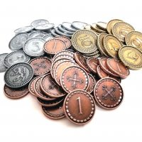 Clans of Caledonia Coin Set