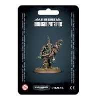 Warhammer 40000. Death Guard: Biologus Putrifier