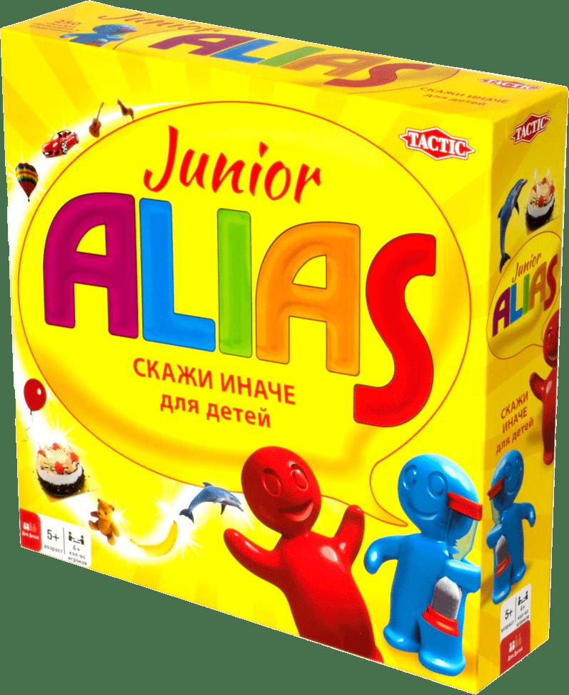 Настольная игра - Алиас для детей (Junior Alias)