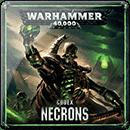 Warhammer 40000. Codex: Necrons (Hardback)