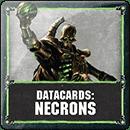 Warhammer 40000. Datacards: Necrons