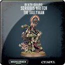 Warhammer 40000. Death Guard: Scribbus Wretch the Tallyman