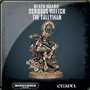 Warhammer 40000. Death Guard: Scribbus Wretch the Tallyman