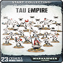 Warhammer 40000: Start Collecting! Tau Empire
