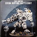 Warhammer 40000. Tau Empire: XV104 Riptide Battlesuit