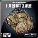 Warhammer 40000. Death Guard: Plagueburst Crawler