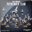 Warhammer 40000. Tau Empire: Pathfinder Team