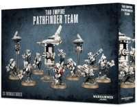 Warhammer 40000. Tau Empire: Pathfinder Team