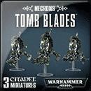 Warhammer 40000. Necrons: Tomb Blades
