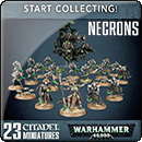 Warhammer 40000. Start Collecting! Necrons