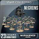Warhammer 40000. Start Collecting! Necrons