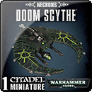Warhammer 40000. Necrons: Doom Scythe