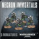 Warhammer 40000. Necron Immortals / Deathmarks