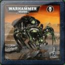 Warhammer 40000. Necron Canoptek Spyder