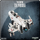 Warhammer 40000. Tau Empire: TX4 Piranha