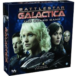 Настольная игра - Игра Battlestar Galactica Pegasus Expantion (расширение)