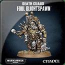 Warhammer 40000. Death Guard: Foul Blightspawn