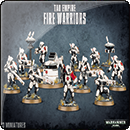 Warhammer 40000. Tau Empire: Fire Warriors