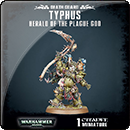 Warhammer 40000. Death Guard: Typhus Herald of the Plague God