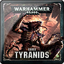Warhammer 40000. Codex: Tyranids (Hardback)