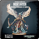 Warhammer 40000. Death Guard: Mortarion: Daemon Primarch of Nurgle