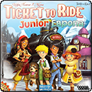Ticket to Ride Junior Европа