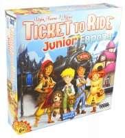 Билет на Поезд: Детский Европа
