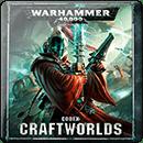 Warhammer 40000. Codex: Craftworlds (Hardback)