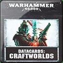 Warhammer 40000. Datacards: Craftworlds