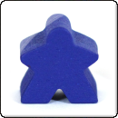 Мипл синего цвета