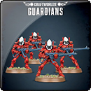 Warhammer 40000: Easy To Build: Craftworlds Guardians