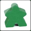 Мипл зелёного цвета