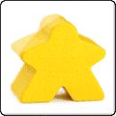 Мипл жёлтого цвета