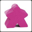 Мипл фиолетового цвета