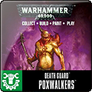Warhammer 40000. Easy To Build: Death Guard Poxwalkers