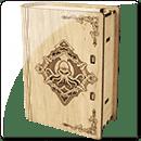 Коробка для карт Древний