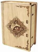 Коробка для карт Глаз Дракона