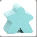 Мипл бирюзового цвета