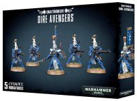 Warhammer 40000: Craftworlds: Dire Avengers