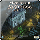 Mansions of Madness: Streets of Arkham (2nd Edition)