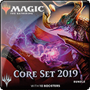 Magic: The Gathering. Core Set 2019: Bundle (ENG)