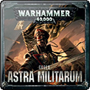 Warhammer 40000. Codex: Astra Militarum (Hardback)