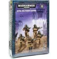 Warhammer 40000. Easy To Build: Astra Militarum Cadians