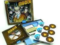 Настольная игра - Мафия