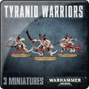 Warhammer 40000. Tyranid Warriors