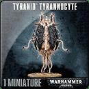 Warhammer 40000. Tyranid Tyrannocyte