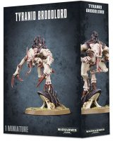 Warhammer 40000. Tyranid Broodlord