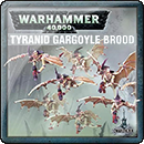 Warhammer 40000. Tyranid Gargoyle Brood