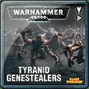 Warhammer 40000. Tyranid Genestealers